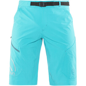 La Sportiva Taka Bermuda Shorts Men Tropic Blue